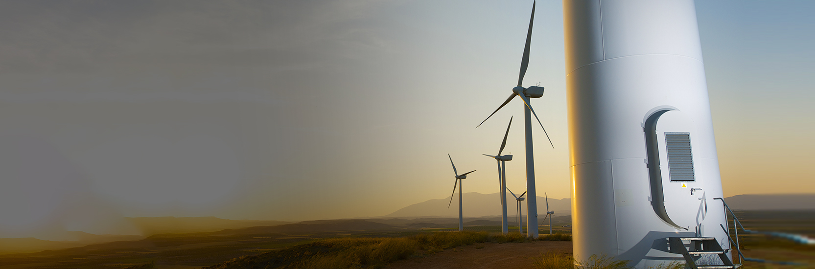windfarm, infrastructure report