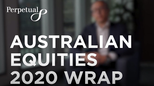 2021 Outlook for aus equities