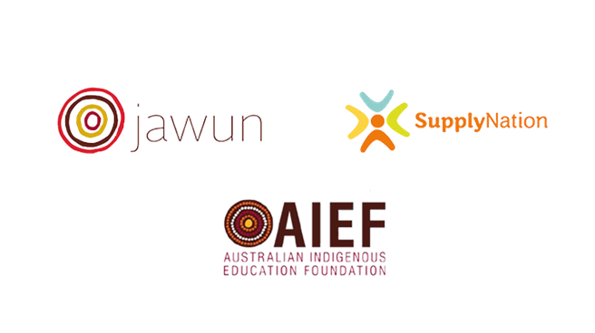 Jawun, AIEF, SupplyNation