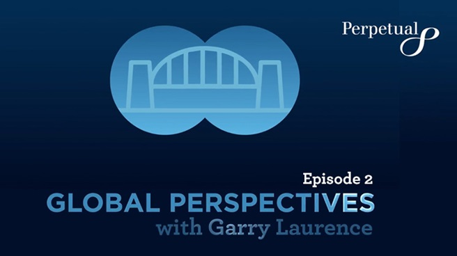 Global Perspectives, Garry Laurence