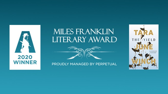 Miles Franklin Winner 2020